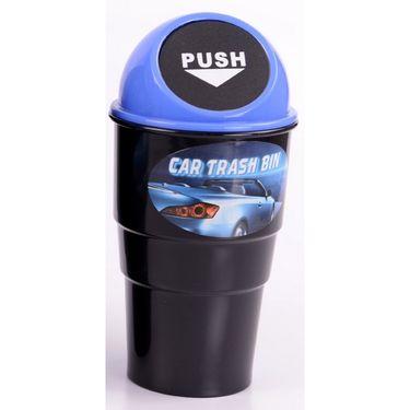 Generic (unbranded) Mini Car Trash Bin (Grey)