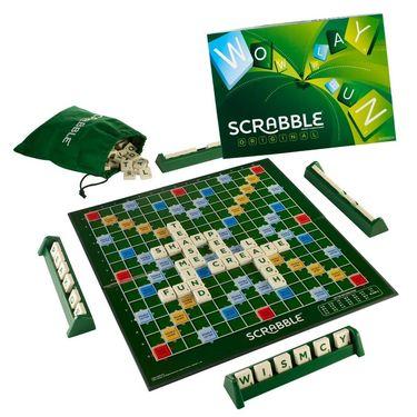 Mattel Scrabble Original-English