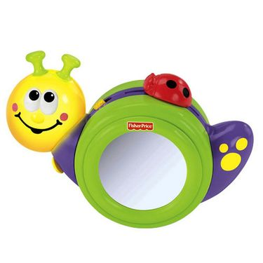 Mattel Fisher Price Go Baby Go! 1-2-3 Crawl-along Snail-R8639