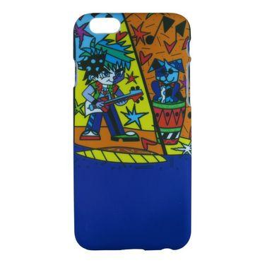 Snooky Designer Hard Back Case Cover For Apple Iphone 6 Td13049