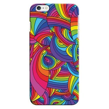 Snooky Digital Print Hard Back Case Cover For Apple Iphone 6 Plus Td13148