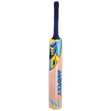 Mayor Natural Color Kashmir Willow Cricket Bat - SH