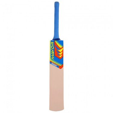 Mayor Natural Color Popular Willow Tennis Bat - 5