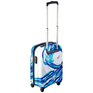 Skybags Riviera Polycarbonate 360 Strolley Bag-75-White