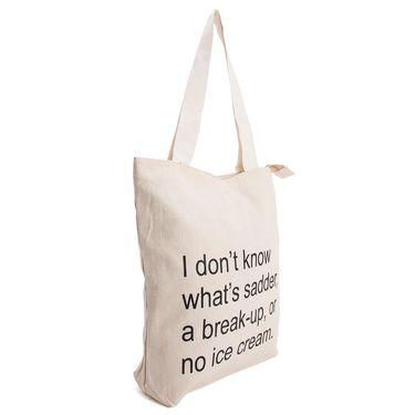 Arisha Cotton Khadi Handbag AE40a -Cream