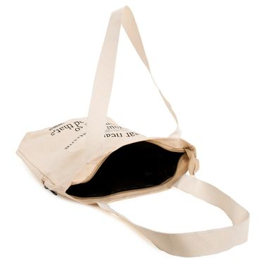 Arisha Cotton Khadi Handbag AE40d -Cream