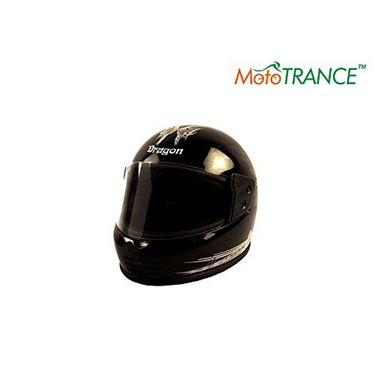 Mototrance AF2068 Autofurnish (MO-102) Roadster Full Face Helmet Multi Graphics (Black_Large)