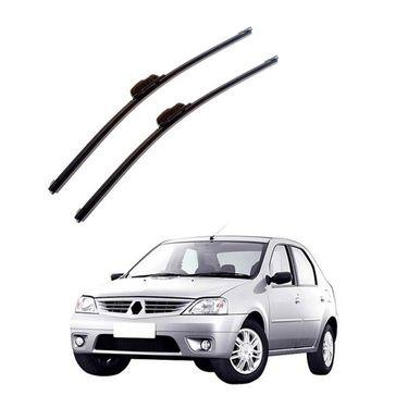 AutoStark Frameless Wiper Blades For Mahindra Logan (D)20