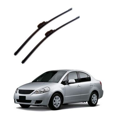 AutoStark Frameless Wiper Blades For Maruti SX4 (D)26