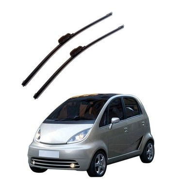 AutoStark Frameless Wiper Blades For Tata Nano (D)26