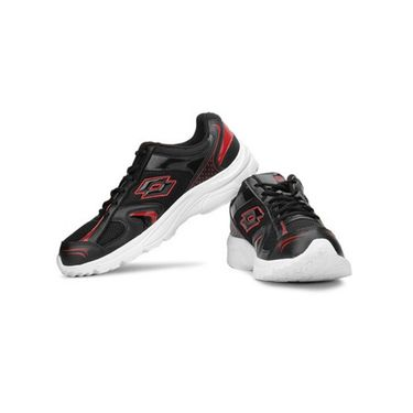 Lotto Mesh Sports Shoes AR3191 -Black & Red