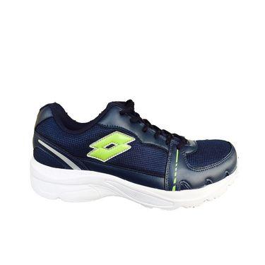 Lotto Mesh Sports Shoes AR3201 -Black & Green