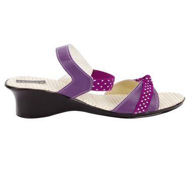 Azores Womens Purple Sandals -Azf_Pdp