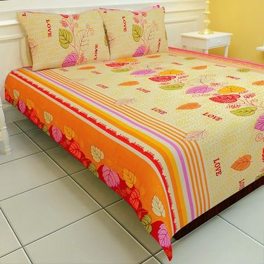 Carah exclusive pack of six bedsheets with 12 pillow covers(CRH-DB122)