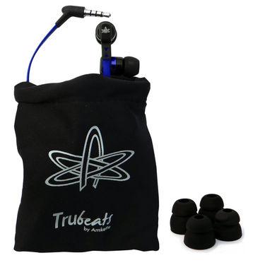 Amkette Trubeats Atom X12 In-Ear Headphones - Blue