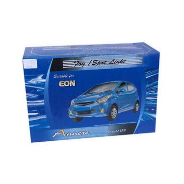 Set of 2 Pcs Annexe Fog Light Lamp For Hyundai Eon