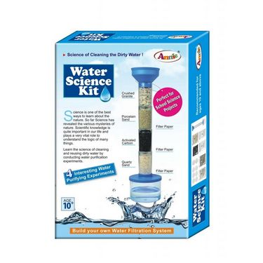 Annie Kids Educational Water Purifying Science Kit