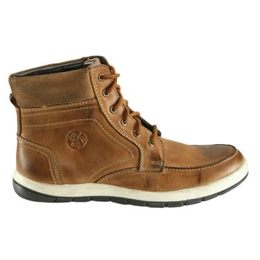 Bacca Bucci Genuine Leather Brown Boots -Bbma2112C