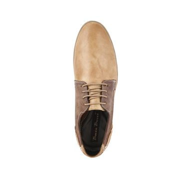 Bacca Bucci PU  Casual Shoes  Bbmb3078E -Beige