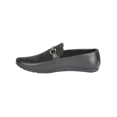 Bacca Bucci PU Black  Casual Shoes -Bbmb3117A