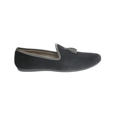 Bacca Bucci Fabric Black  Casual Shoes -Bbmb3127A