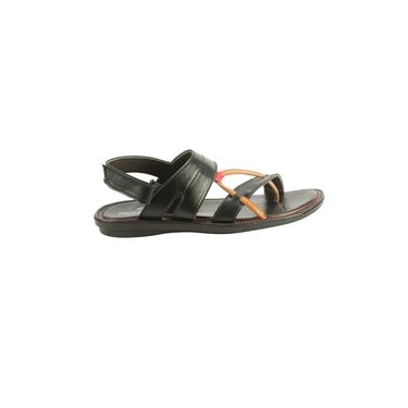 Bacca bucci Leather  Sandal Bb030 _Black