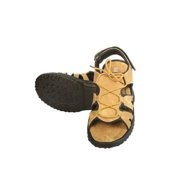 Bacca Bucci Textile  Sandals Bbme6017D -Tan
