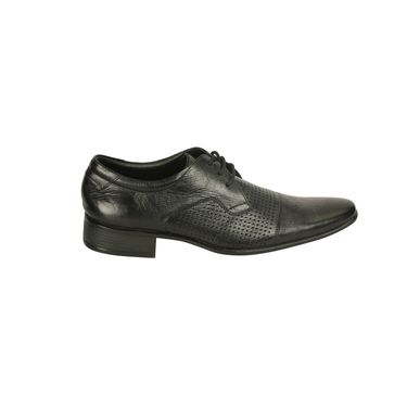 Bacca bucci Leather  Formal Shoes Bb012 _Black