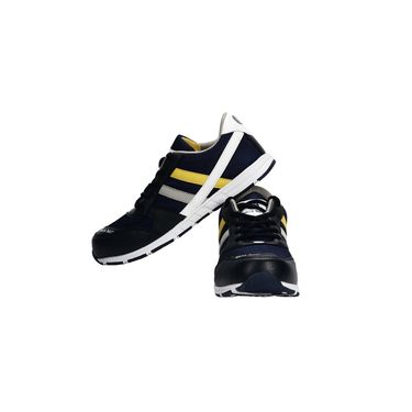 Bacca Bucci PU & Mesh  Sports Shoes  Bbmg8010K -Multicolor