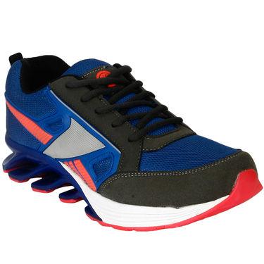Bacca Bucci Mesh Blue Sports Shoes -Bbmg8019B