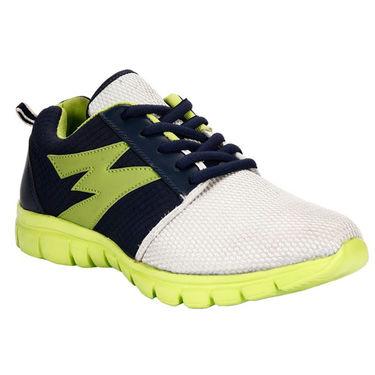 Bacca Bucci PU & Mesh  Sport Shoe  Bbmg8103K -Multicolor