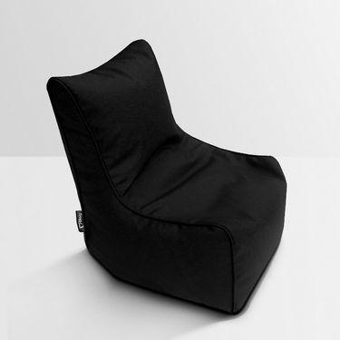 Storyathome Black Bean Bag Chair Cover- XXL