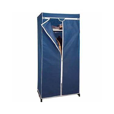 BD Single Wardrobe / Cupboard Portable and Foldable storage - Navy