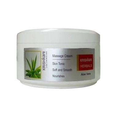 Body Massage Cream - Aloe Vera 500g