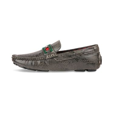 Bacca bucci Leather  Loafers-Black