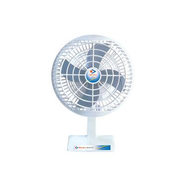 Bajaj Ultima 200 mm Table Fan PT01- White
