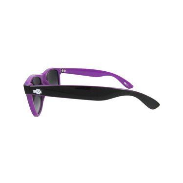 Unisex Wayfarer Sunglasses_Bes005 - Black
