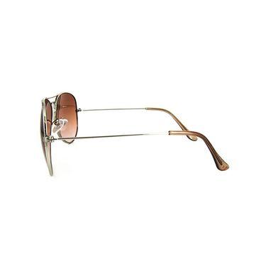 Unisex Aviator Sunglasses_Bes017 - Orange