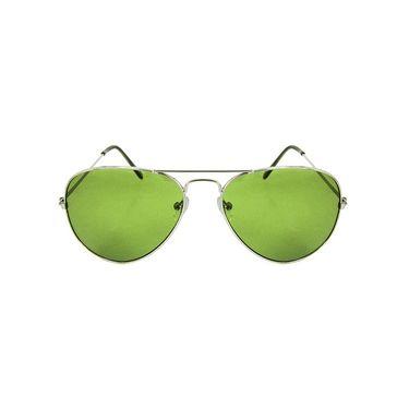 Unisex Aviator Sunglasses_Bes021 - Gren