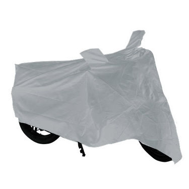 Bike Body Cover for Suzuki Hayabusa Limited Edition - Silver