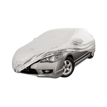 Body Cover for Maruti Suzuki new Swift Dzire - Silver