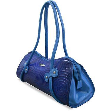 Arpera Blue Ladies Handbag Ssa16
