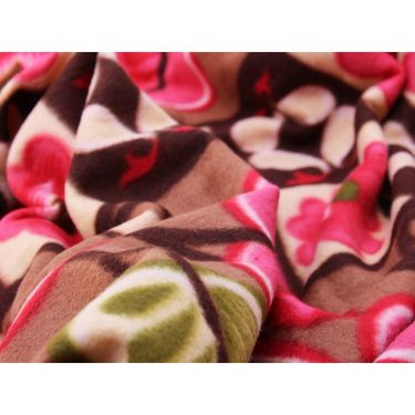 Storyathome Designer Printed  2 Pc Double Fleece Blanket-CA1208-CA1208
