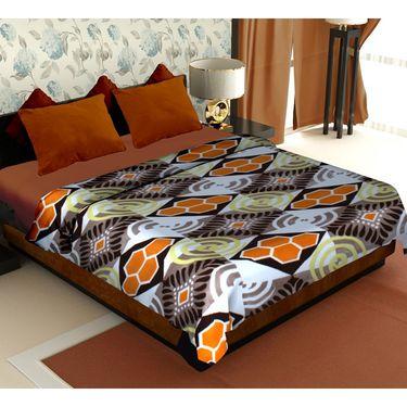 Storyathome Set of 2 Designer Printed Double Fleece Blanket-CA1209-CA1209