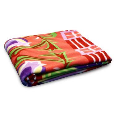 Storyathome  Set of 2 Designer Printed Double Fleece Blanket-CA1212-CA1212