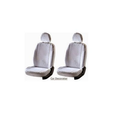 Car Seat Cover For Volkswagen Polo - White - CAR_1SC1WHT273