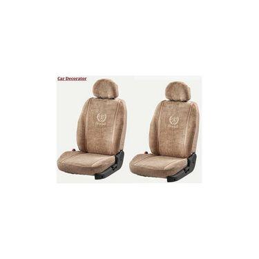 Car Seat Cover For Martini Suzuki Gypsy - Beige - CAR_Y1SC1BG153