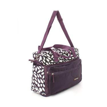 Wonderkids Purple Baby Diaper Bag