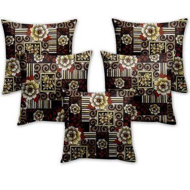 Set of 5  Designer Digital Print Cushion Cover -CH1036