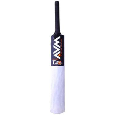 673156c4bb4 AVM Splash 20 20 Silver Willow Cricket Bat Size 5